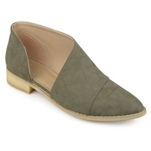 Journee Collection Quelin D'Orsay Flats